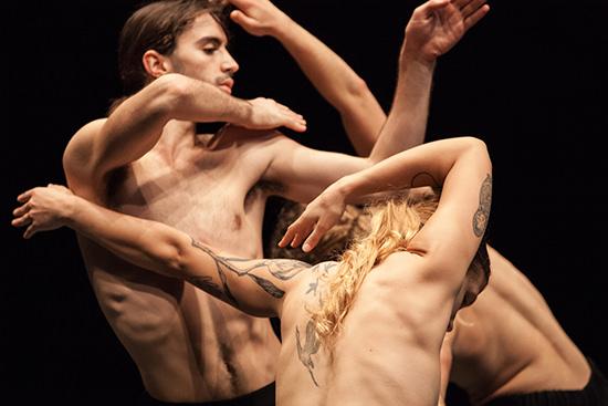 The Three Dancers, Dancenorth