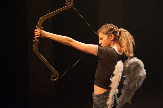 Agata Dmochowska, Metamorphoses, music theatre work writtenand performed by students at the Centre for Theatre & Performance, Monash University