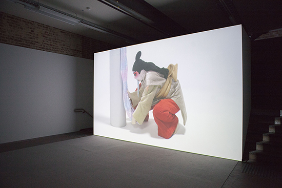 Fanni Futterknecht, Across the White, The Screen as a Room, The Substation