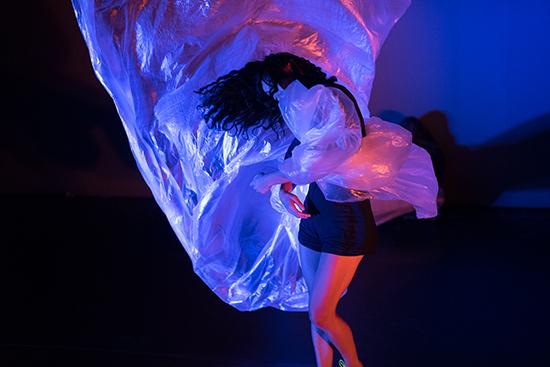 Kristina Chan, A Faint Existence