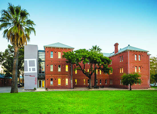 Teaching and Studio Building, Adelaide Central School of Art