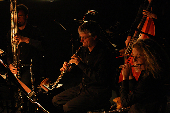 ELISION performing The Navigator (2008)