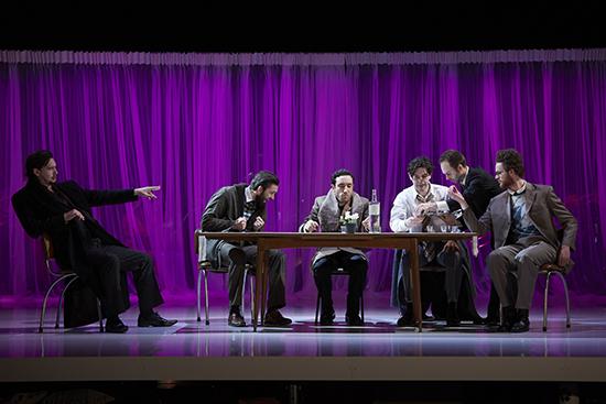 Sydney Chamber Opera, Notes from Underground, 2016