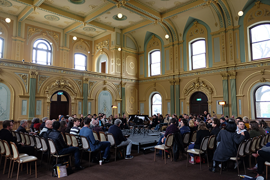 Bendigo Town Hall, venue for Glossolalia concert, Argonaut Quartet, BIFEM 2016
