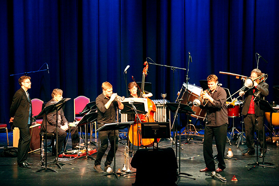 ELISION Ensemble, The Wreck of Former Boundaries, ELISION Ensemble, BIFEM 2016