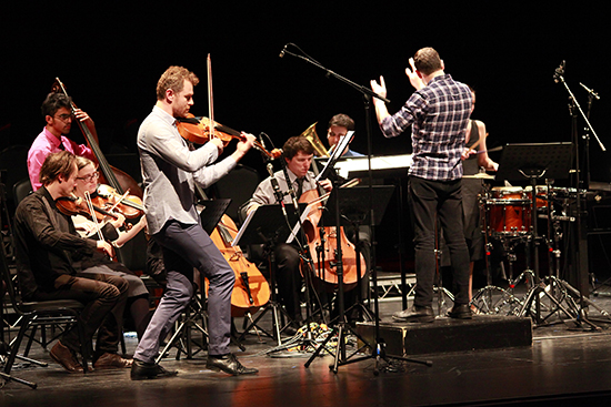 James Wannan (viola d'amore), Argonaut Ensemble, Decadent Purity, BIFEM 2016