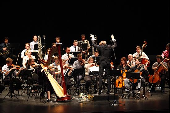 Argonaut Ensemble, Harp Guitar Double Concerto, BIFEM 2016