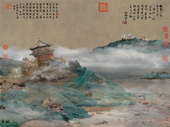Yao Lu, The beauty of Kunming, 2010