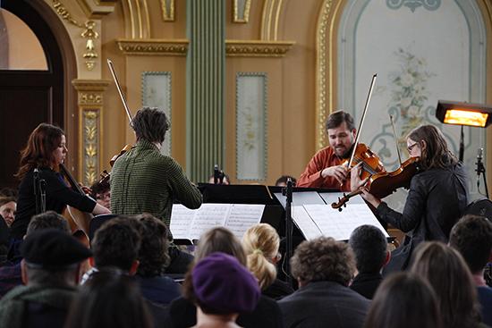 Argonaut Quartet, Glossolalia, BIFEM 2016