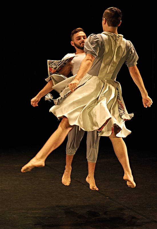 Tipping Point, LINK Dance Company, 2015