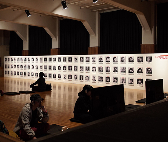 SoftMachine exhibition, Choy Ka Fai