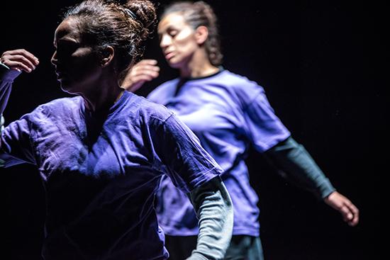 Nacera Belaza, Dalila Belaza, The Shout, Dance Territories