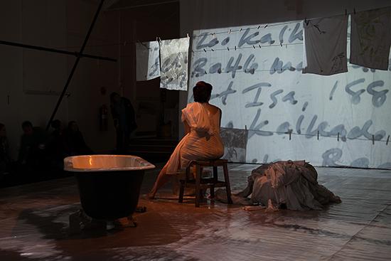 The River's Children, Unsettling Suite, Sarah Jane Norman, Dance Territories
