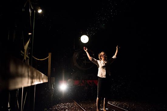 Katrina Gill, Dark Water, Unconformity Festival