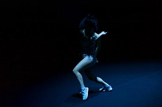 Kristina Chan, A Faint Existence, Liveworks 2016