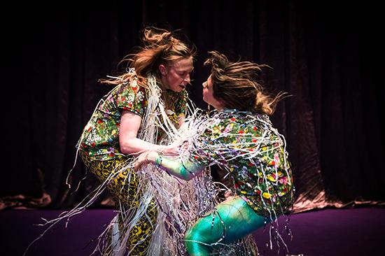 Jo Lloyd, Nicola Gunn, Mermermer, Liveworks 2016