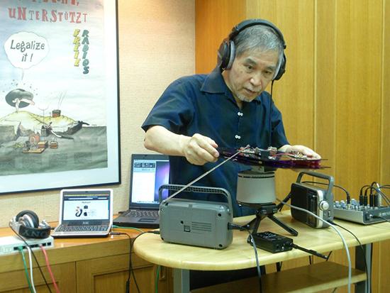 Tetsuo Kogawa, Radio Revolten