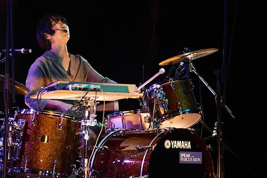 Yoshimio, Drum Drum, The Book of Daughters, JOLT Arts