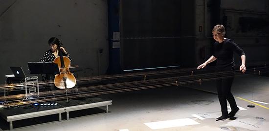 Ellen Fullman, Long String Instrument