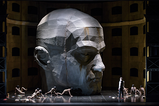 King Roger, Royal Opera House, London