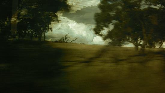 Australian landscape, Witkacy & Malinowski