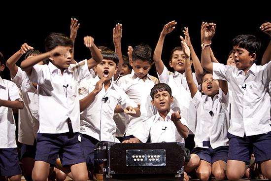 Manganiyar Classroom