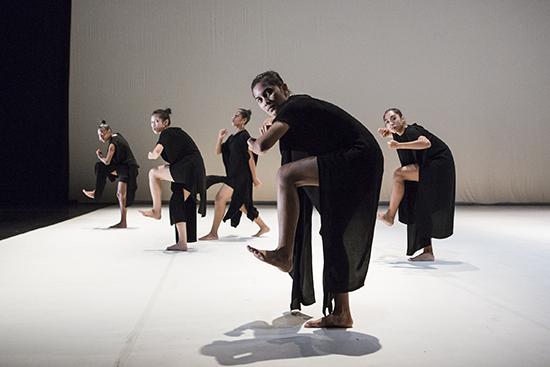 Balabala, EkosDance Company, Sydney Festival 2017