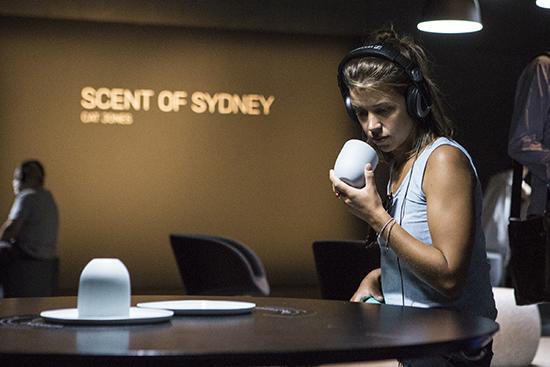 Cat Jones' Scent of Sydney, Sydney Festival 2017