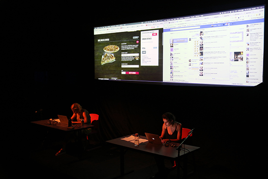 The internet is where innocence goes to die and you can come too, zin, PACT Centre for Emerging Artists