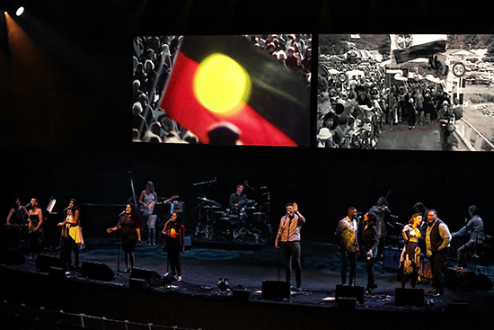 1967: Music in the Key of Yes concert, Sydney Festival 2017