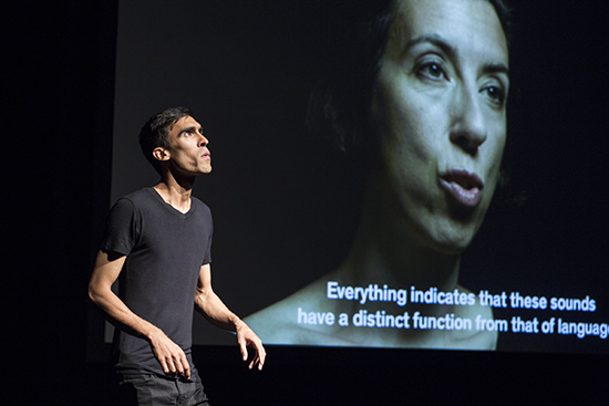 Gabriel Dharmoo, Anthropologies Imaginaires, Sydney Festival 2017