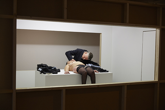Undress/Redress, Noëmi Lakmaier, In Between Time