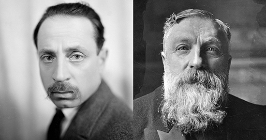Rainer Maria Rilke, Auguste Rodin