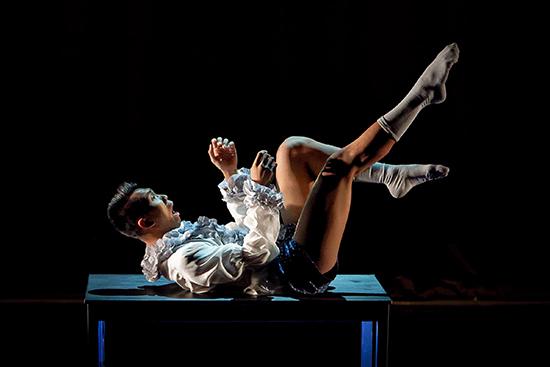 Albert Garcia, Four Legs is Good, Two Legs is Better