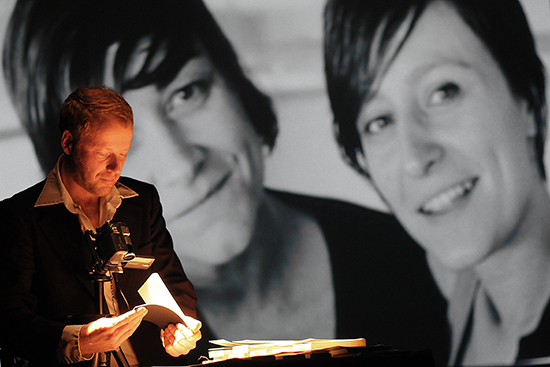 Volker Gerling, Portraits in Motion, Adelaide Festival of Arts 2017