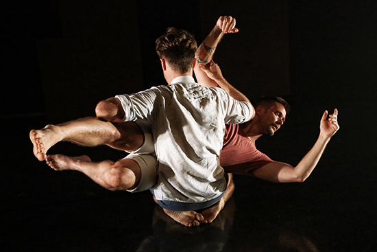 Craig Bary, Joshua Thomson, In Difference, FORM Dance Projects