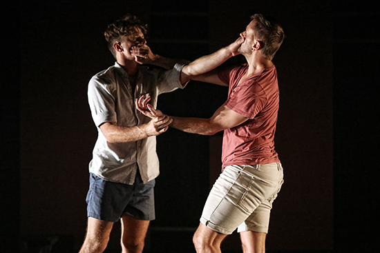 Joshua Thomson, Craig Bary, FORM Dance Projects