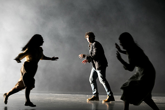 Sydney Theatre Company's Chimerica
