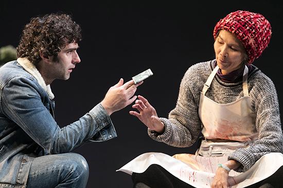 Mark Leonard Winter, Gabrielle Chan, Sydney Theatre Company's Chimerica