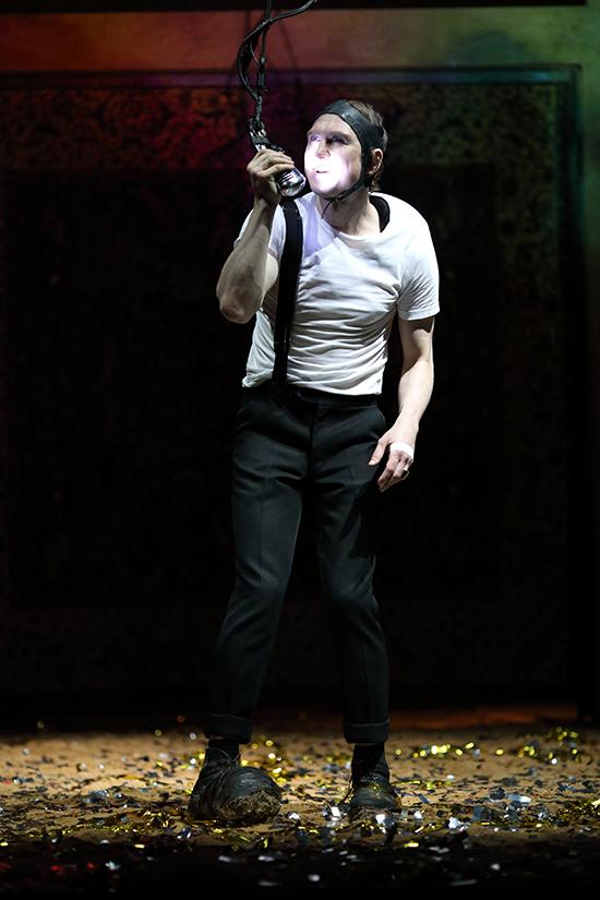 Lars Eidinger, Richard III, Schaubühne Berlin, Adelaide Festival of Arts 2017