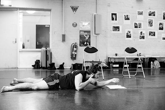 Rehearsal, Long Tan, BRINK/State Theatre Company of SA