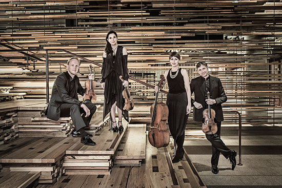 Australian String Quartet, Adelaide Festival of Arts 2017