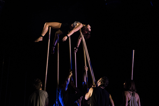 Backbone, Gravity & Other Myths, Adelaide Festival of Arts, 2017