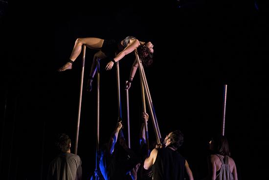 Backbone, Gravity & Other Myths, Adelaide Festival of Arts, 2017