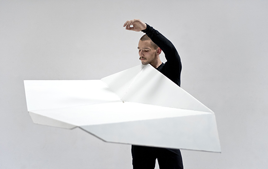 James Batchelor, Deepspace, Dance Massive 2017