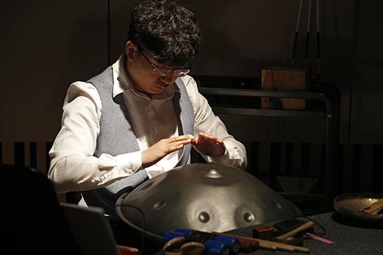 Wang Shuai, Between 8 & 9, Chamber Made Opera, Asia TOPA 2017