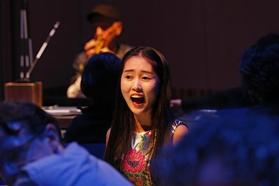 Zhu Hui-Qian, Between 8 & 9, Chamber Made Opera, Asia TOPA 2017