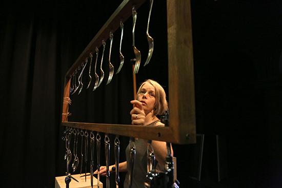 Vanessa Tomlinson, Never Tilt Your Chair, Tura New Music