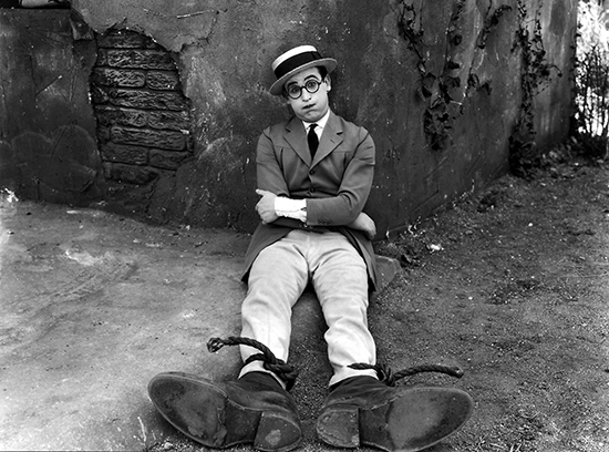 Harold Lloyd, Why Worry? (1923), now screening at ACMI Cinematheque