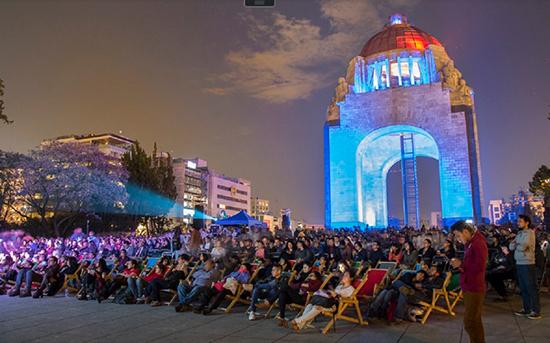 Ambulante Film Festival, 2017